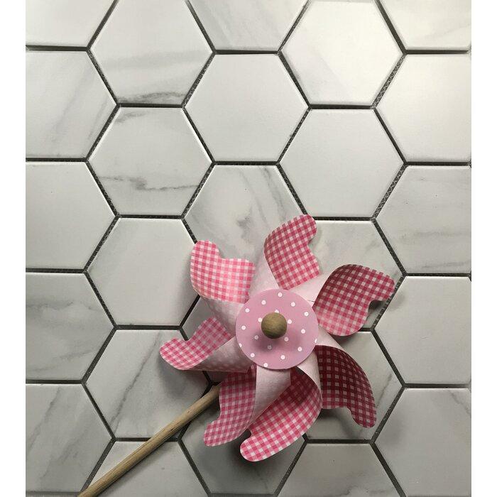 Hexagon_mosaic_mold_tile