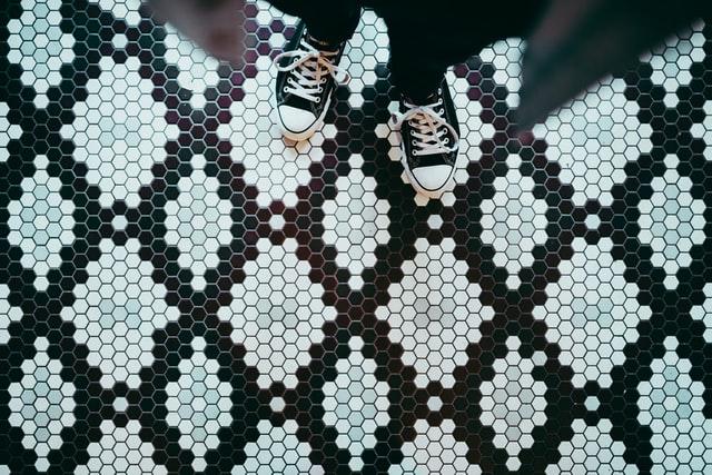floor-tile-hexagon-mosaic